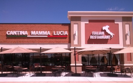 Front of Restaurant, Italian Restaurant in Hanover, MD